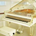 acrylic piano sale