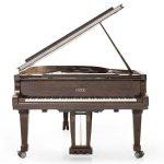 luxury baby grand piano