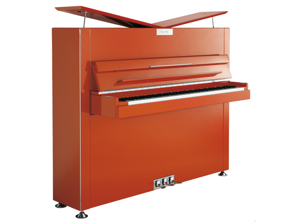 Sauter Pure Cayenne Upright Piano
