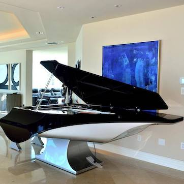 Fazioli M Liminal Grand Piano