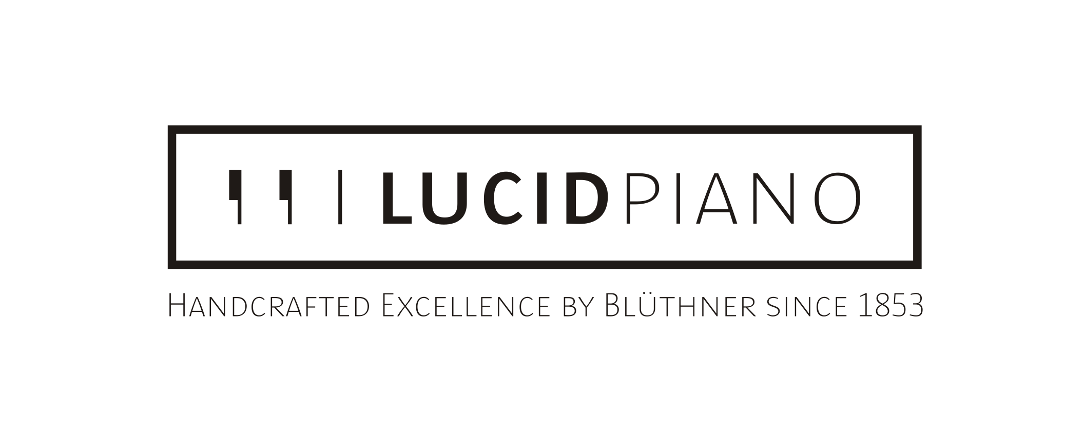 LUCID PIANOS Transparent Pianos
