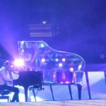 matt bellamy at the grand piano