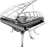 Bluthner ph swarovski crystal piano