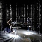 Crystal Rain - Kawai crystal piano