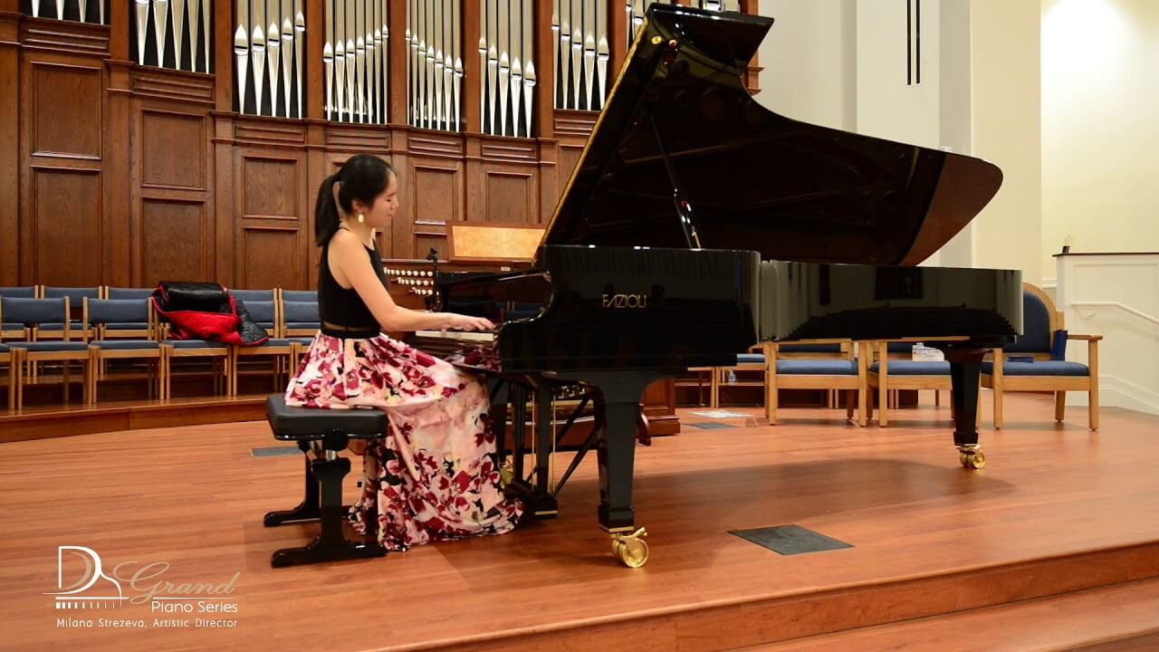 The Ten – Foot Fazioli  Meets The Grand Piano Series Of Naples, Florida