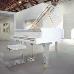 Haessler Acrylic Pianos - A Well Kept Secret And A Family Affair