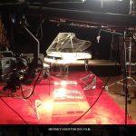 Whitney houston - piano Doc Film