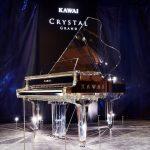kawai crystal piano cr-1m