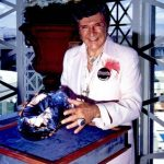 world's largest rhinestone - Heart of Liberace