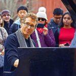 Colin Huggins - concert pianist