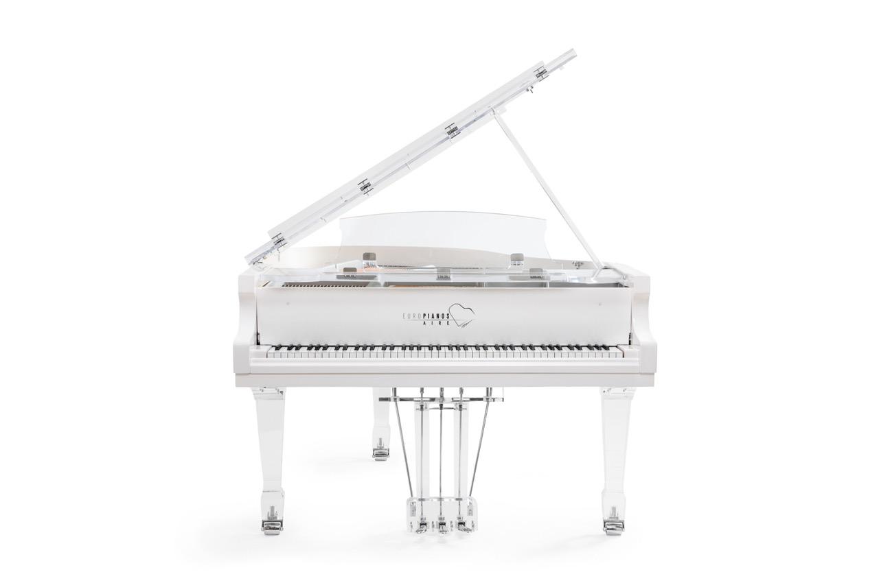 Aire™ acrylic piano_white1