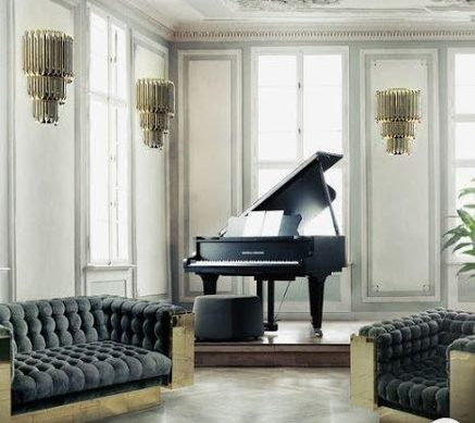 how to choose piano for living room