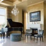 How To Decorate Around A Grand Piano